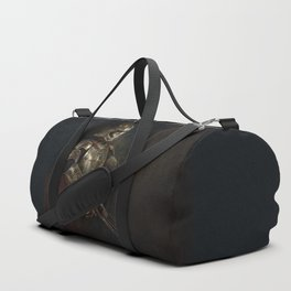 The Woman in the Armour Duffle Bag