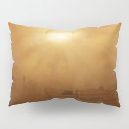 The Lost Panther Pillow Sham