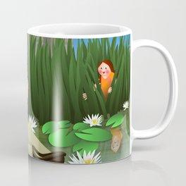Baby Moses & the Egyptian Princess Coffee Mug
