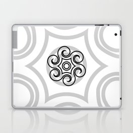 Dony Tattoo (White) Laptop & iPad Skin