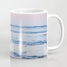 Pacific Ocean Waves Coffee Mug