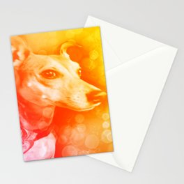 Kanga, the brightest light Stationery Cards