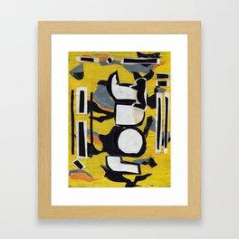 Four Loko (Lemonade) Framed Art Print