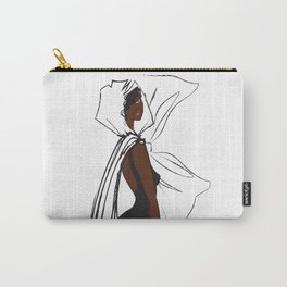 I'm Nia Royal Carry-All Pouch