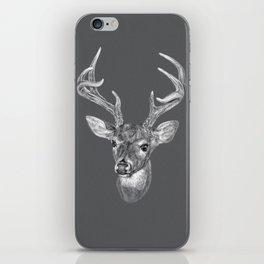 deer - cervo - cerf - ciervo iPhone Skin