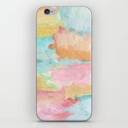 Abstract Watercolor - Design No.1 iPhone Skin