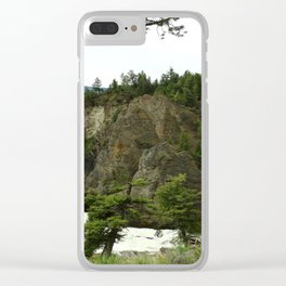 Tower Creek Clear iPhone Case