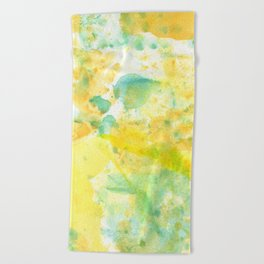 Color of the Kid Beach Towel