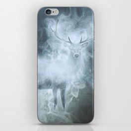 Stag Patronus iPhone Skin
