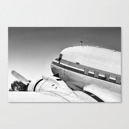 Douglas DC-3 Canvas Print