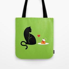 Mouse Trap Tote Bag
