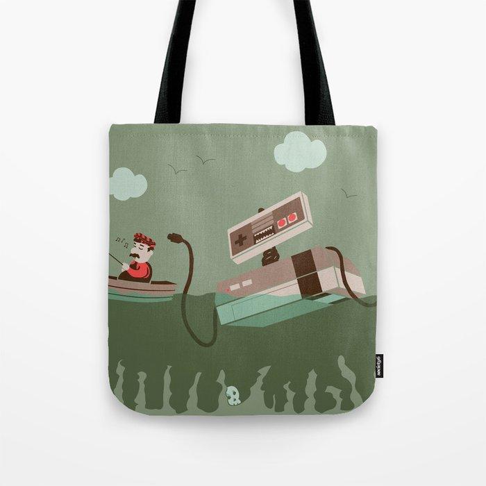Loch NES V.2 Tote Bag