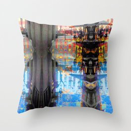 Akin to recalling, instead; understood mimicry. 09 Throw Pillow