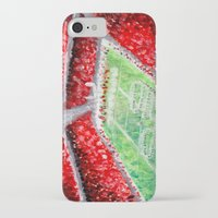 ohio state iPhone & iPod Cases featuring Ohio State Buckeyes by Emily Kenney