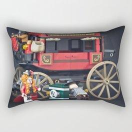 Hurry Rectangular Pillow