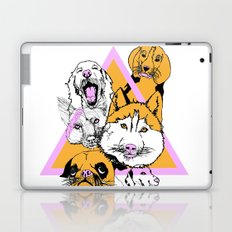 My pack of bitches Laptop & iPad Skin