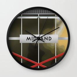 MIDLAND | RT Station Wall Clock