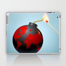 WORLD WAR III Laptop & iPad Skin