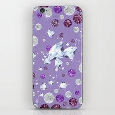 Diamonds I iPhone Skin