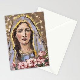 Nativity of Mary Stationery Cards