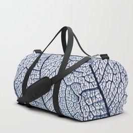 Leaf macro Duffle Bag
