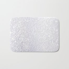 SPARKLING SNOWFLAKE Bath Mat