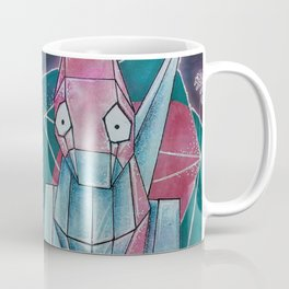 137 - Porygon Coffee Mug