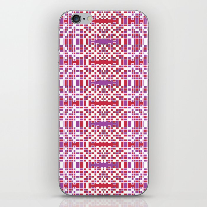 Purple for Marie  iPhone Skin