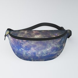 Large Magellanic Cloud, infrared 2 Fanny Pack