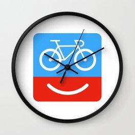 bicyclove Wall Clock