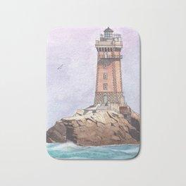 La Vieille Lighthouse Bath Mat