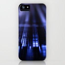 Dubai - Burj Al Khalifa Blueprint iPhone Case