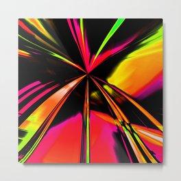 Abstract 124 Metal Print