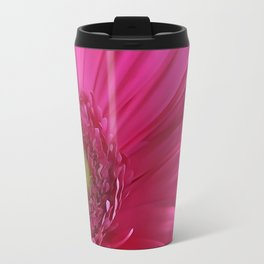 Floral Bouquet Pink And Purple Travel Mug