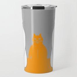 Cat sarcophagus Travel Mug