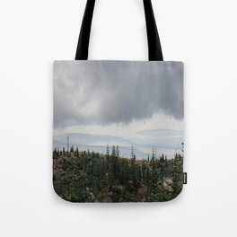 Out Over The Edge Tote Bag