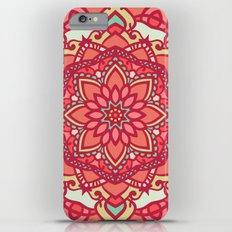 Abstract Mandala Flower Decoration 16 iPhone 6 Plus Slim Case