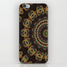 Peacock Velvet iPhone & iPod Skin