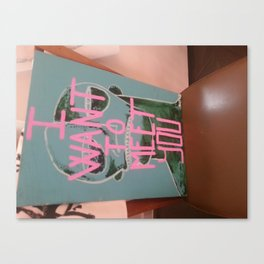 cloro Canvas Print