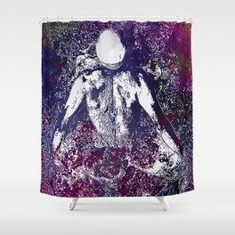 Swimmer sport art #swimmer #sport Shower Curtain