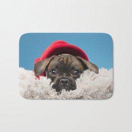 Sulky puppy Bath Mat