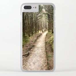 Trails of Tennessee Clear iPhone Case