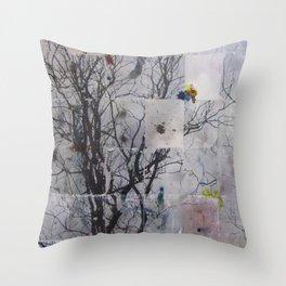 Tree Series 1 Throw Pillow