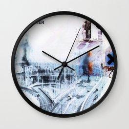 Radiohead - OK Computer Wall Clock