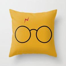 Potter Throw Pillow