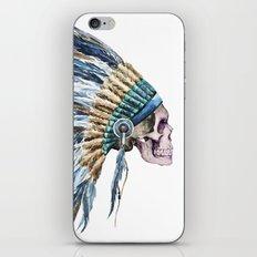 Skull 04 iPhone & iPod Skin