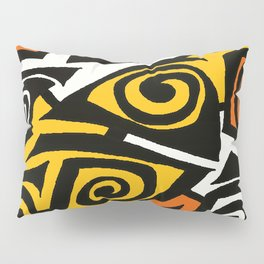 FRETWORK Pillow Sham