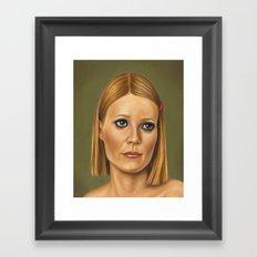 Margo Tennenbaum Framed Art Print
