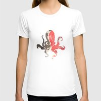 marble T-shirts featuring marble octo by Okti