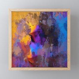 Once hidden Framed Mini Art Print